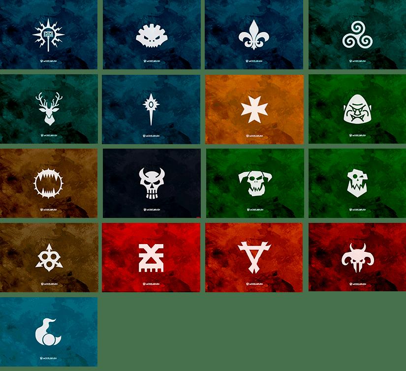 Descarga tarjetas de Warscrolls para Age of Sigmar