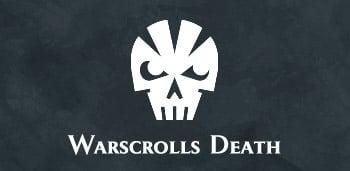 Descarga gratis warscrolls Warhammer Age of Sigmar Death