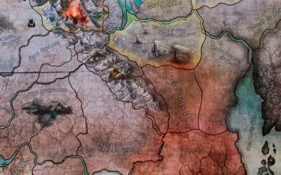 Adaptación campaña Age of Sigmar: Tormenta de Fuego