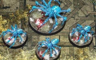 Wizkids Frostgrave Ice Spider
