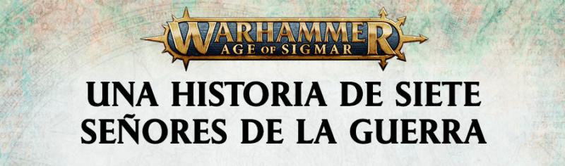 Informe de batalla de Warhammer Age of Sigmar