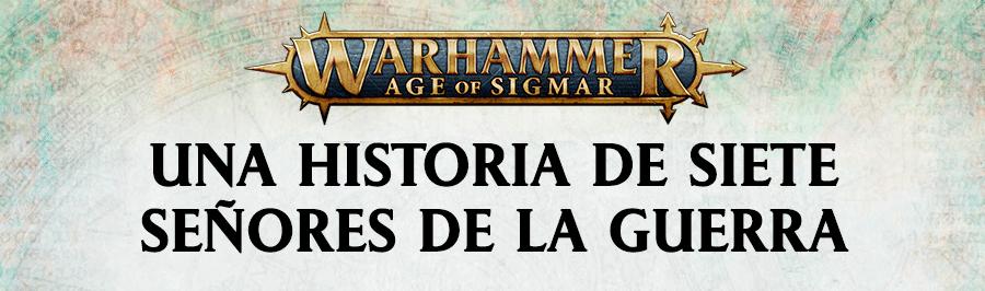 Age of Sigmar: reto de pintura de miniaturas de Warhammer