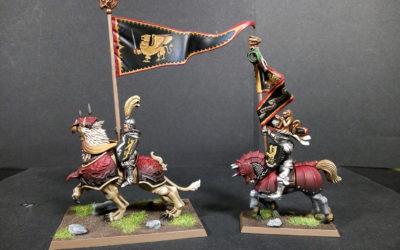Batalla Puertas de Kislev de Warhammer