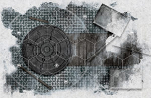 Tableros Shadespire Cripta de Morr
