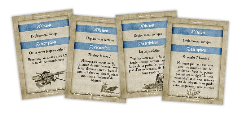 Mordheim, missions secondaires (version française)