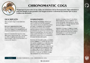 Tarjetas de Warscrolls magia para Age of Sigmar - Malign Sorcery