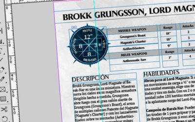 Revisión de Warscrolls de nueva edición Age Of Sigmar 2.0