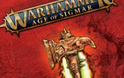 Nuevas tarjetas de Warscrolls para Age of Sigmar: Legends & Shadespire
