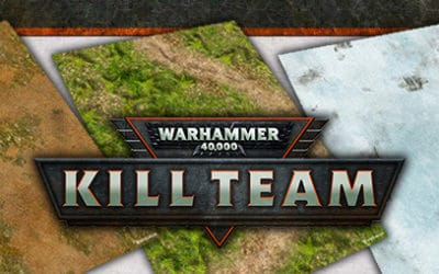 Kill Team – Tapetes/Tableros variados