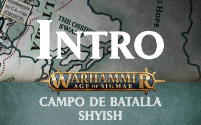 Campo de Batalla: Shyish – El Comienzo