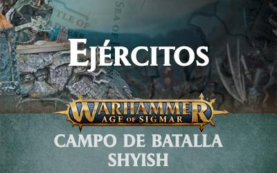 Campo de Batalla: Shyish – Ejércitos