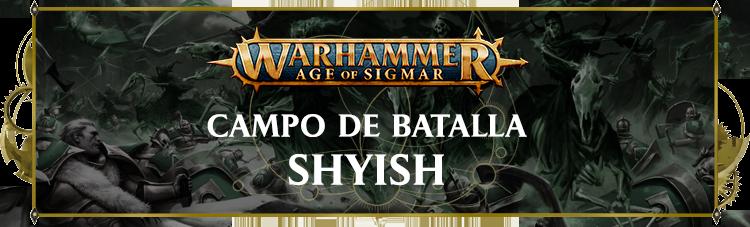 Campo de Batalla: Shyish