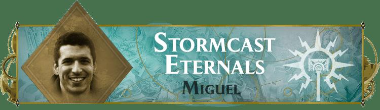 Reto de pintura de Age of Sigmar: Campo de Batalla Shyish