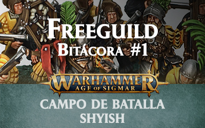 Campo de Batalla: Shyish – Freeguild #1