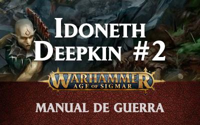 Idoneth Deepkin #2 – La muerte desde las profundidades