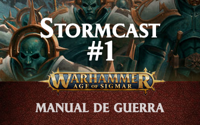 Stormcast Eternals #1 – Manual de Guerra