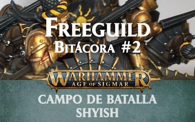 Campo de Batalla: Shyish – Freeguild #2