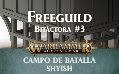 Campo de Batalla: Shyish – Freeguild #3