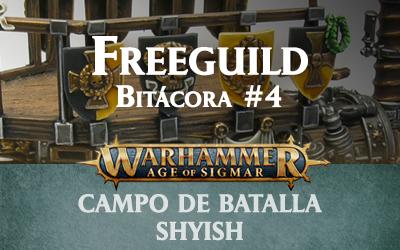 Campo de Batalla: Shyish – Freeguild #4