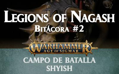 Campo de Batalla: Shyish – Dragón Zombie