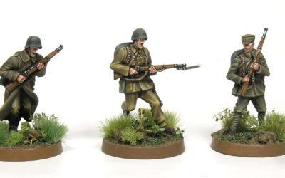 Kromlech Historical: ejército polaco de 1939