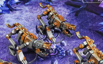 Chuchos Mecánicos – Fábulas de Peluche