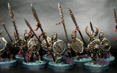 Campo de Batalla: Shyish – Más esqueletos y Contrast