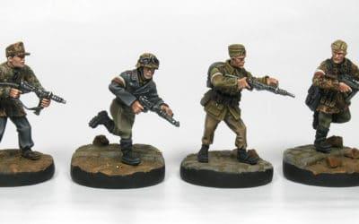 Bolt Action – Varsovia (1944), el ejército del pueblo