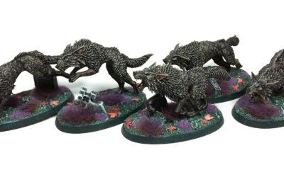 Campo de Batalla: Shyish – Lobos espectrales