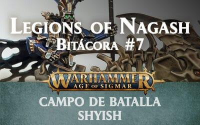 Campo de Batalla: Shyish – Arkhan el Negro