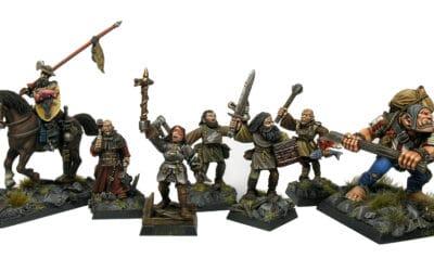 Ampliando mi banda para Mordheim