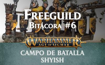 Campo de Batalla: Shyish – Freeguild #6