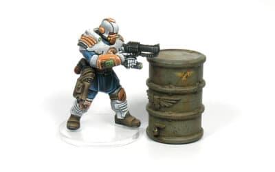 Necromunda – Segundo Enforcer