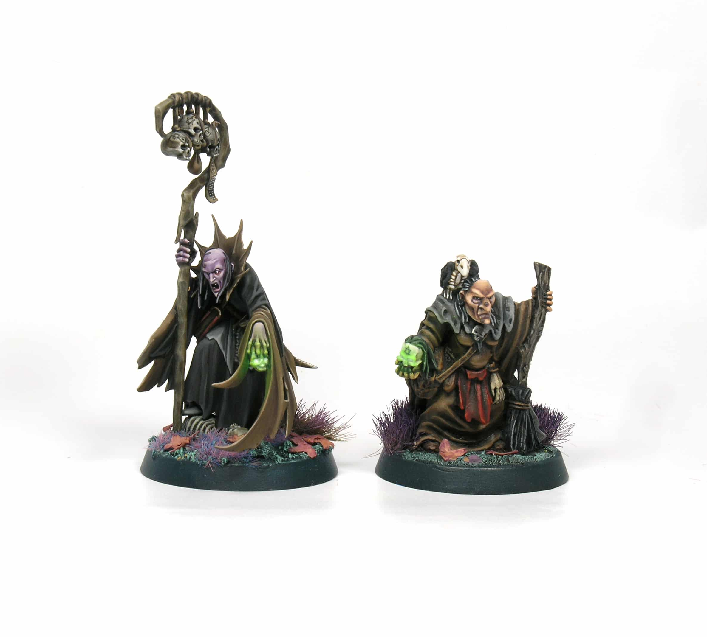 Necromancers Age of Sigmar Warhammer