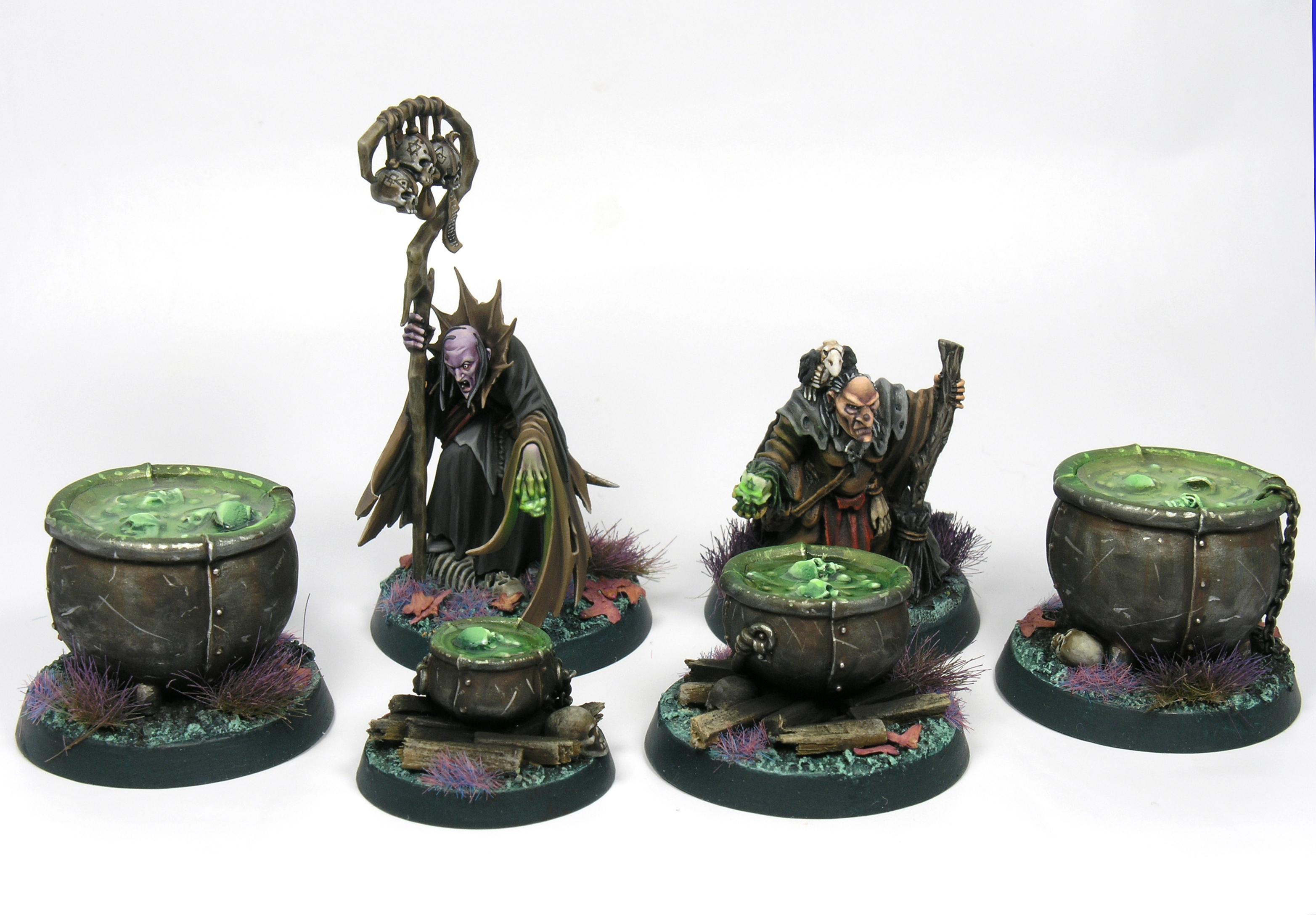 Necromant Age of Sigmar Warhammer