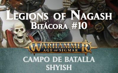 Campo de Batalla: Shyish – Más esqueletos!